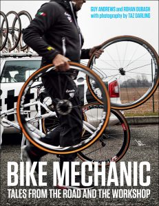 Bike Mechanic by Rohan Dubash and Guy Andrews